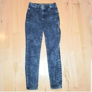 American Eagle Sky High Jegging Jeans size 2